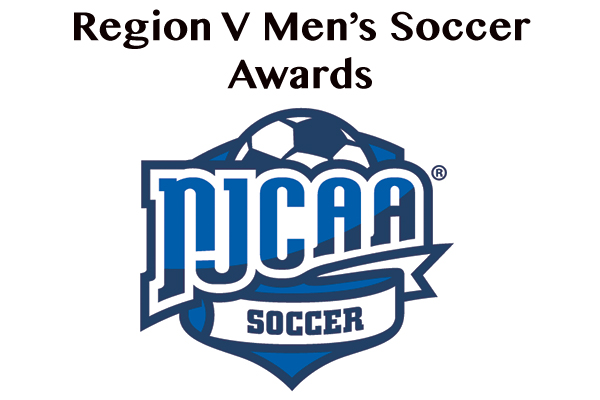 Region V Men's Soccer Award Winners