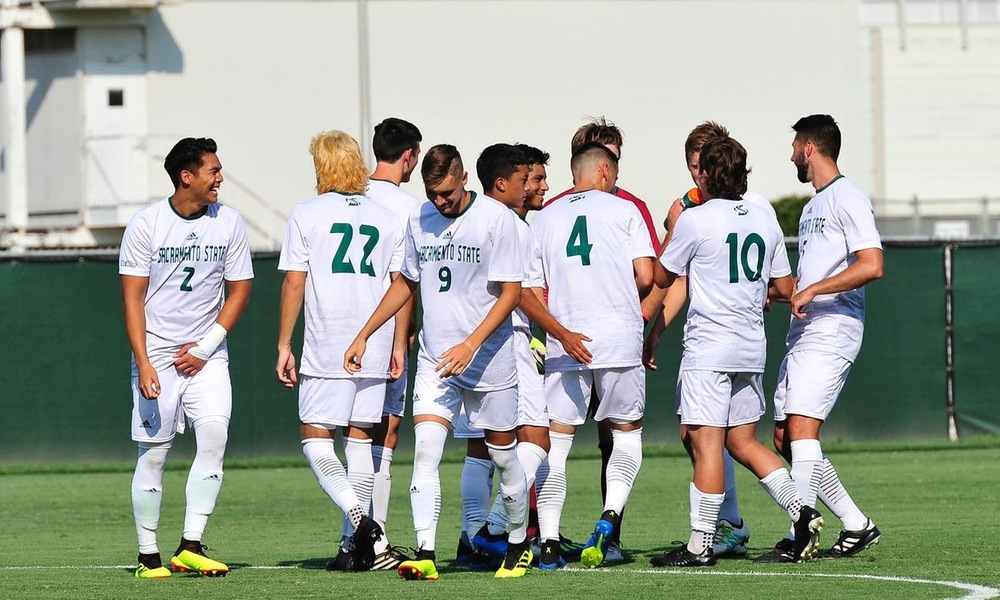 MEN'S SOCCER WRAPS NON-CONFERENCE WITH CAUSEWAY MATCHUP SATURDAY