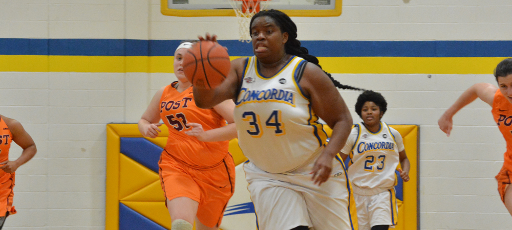Women's Basketball Edged By Post, 68-52
