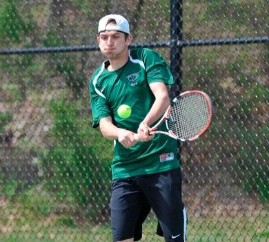 Men's Tennis Opens Season with a Win