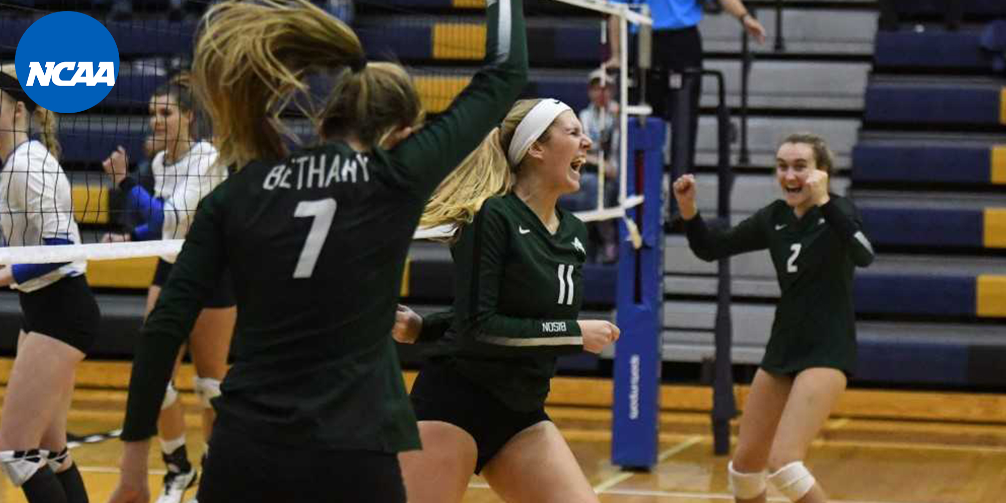 Bethany Falls, 3-1, in Opening Round of NCAA to Christopher Newport