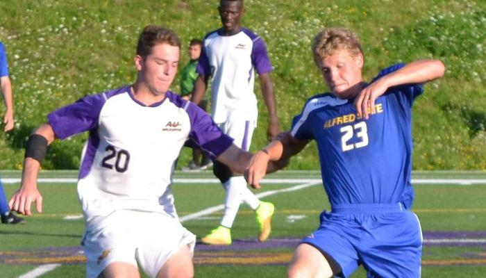 Catholic Shuts Out Pioneers