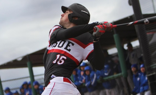 Pitching Seals Baseball's Sweep of Hamline