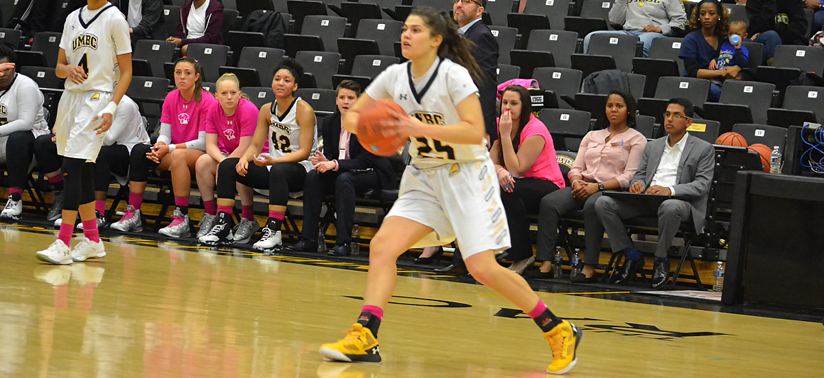 Red-Hot UMBC Women's Basketball Takes Down Albany, 63-60 on Wednesday