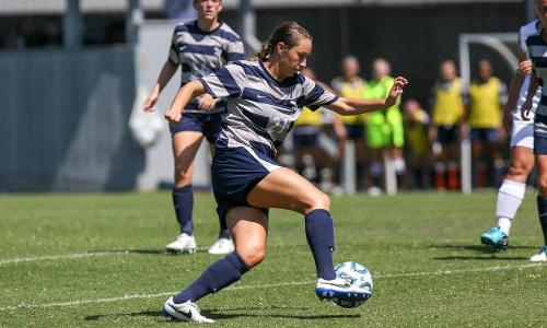 UMW Women's Soccer Falls at #3 Messiah on Wednesday Night, 5-0
