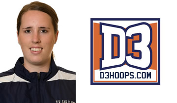 Mesick Named to D3hoops.com Team of the Week