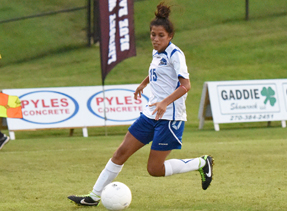 NAIA Women?s Soccer Players of the Week ? No. 9 (Nov. 4)