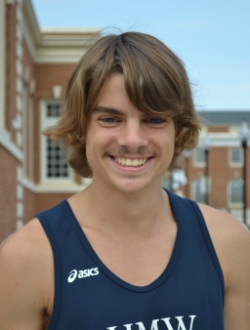 UMW's Healy Named CAC Men's XC Runner of the Week
