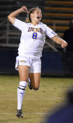UCSB Edges Cal Poly in Shootout , Advances to Sunday's Big West Championship Game at Long Beach State