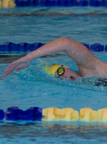 Emory & Henry Women's Swimming Sweeps A Double-Dual With Converse And Sweet Briar Saturday