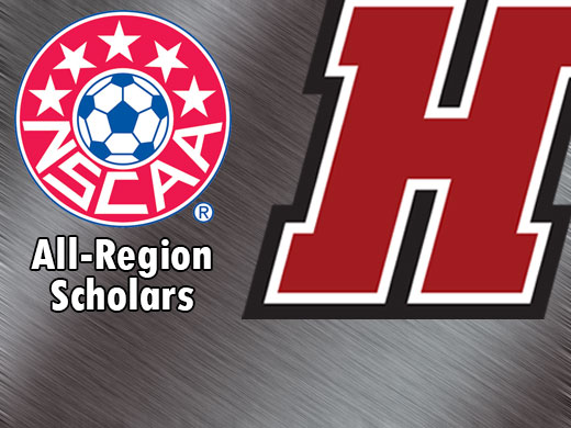 Trio from women's soccer named all-region scholars