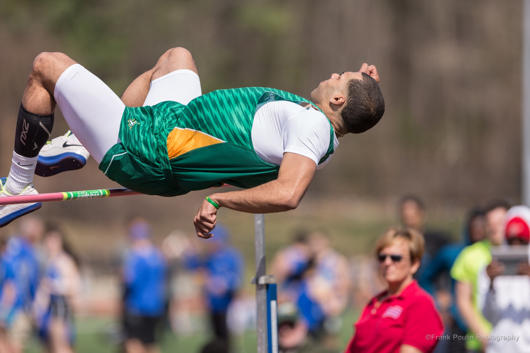 Falcons Shine At ECAC DIII Championships