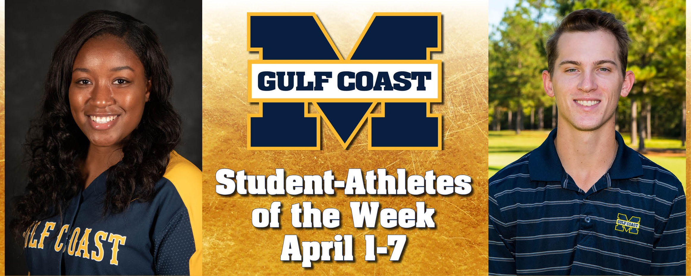 Hopson, Wilkinson named MGCCC Student-Athletes of the Week