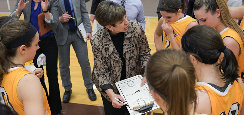 Cheri Harrer to be Inducted into Ohio Basketball Hall of Fame