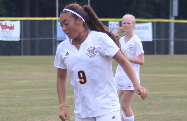 Lady Tigers Open GCAA Play With 4-3 Win