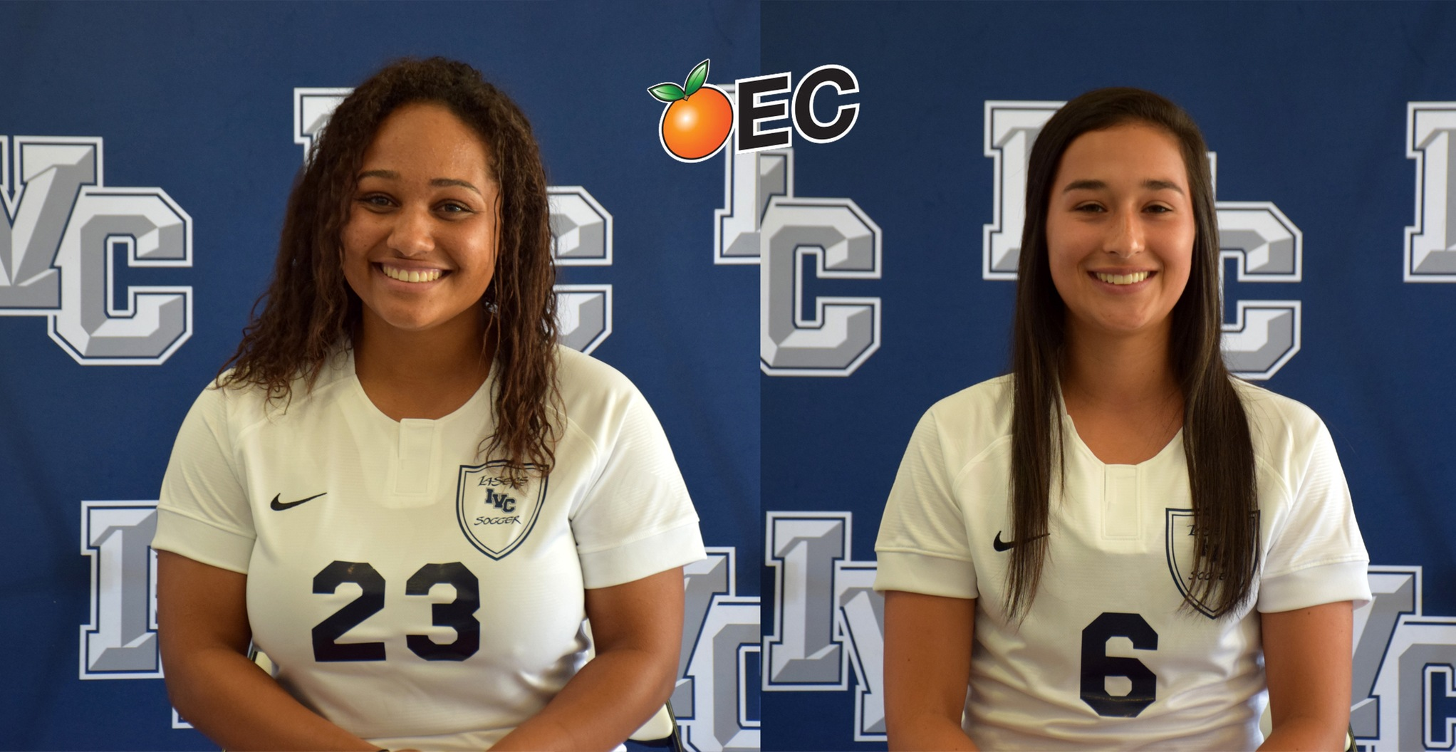 Women's soccer players Hayes and Fuentes named all-OEC