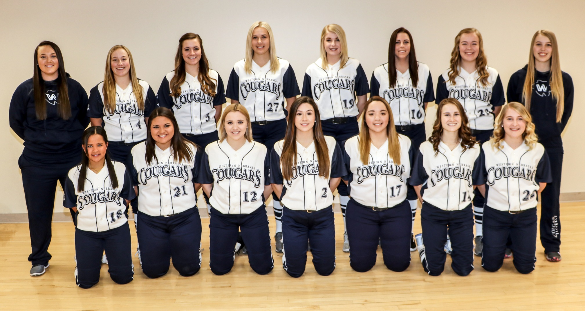 Five WNCC teams make NJCAA Academic honors