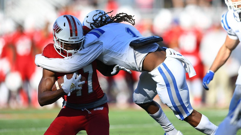 CCSU Wins Conference Opener 28-3 at Sacred Heart on Saturday