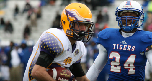 Tennessee State squeaks by Golden Eagles 22-21 on last-second score