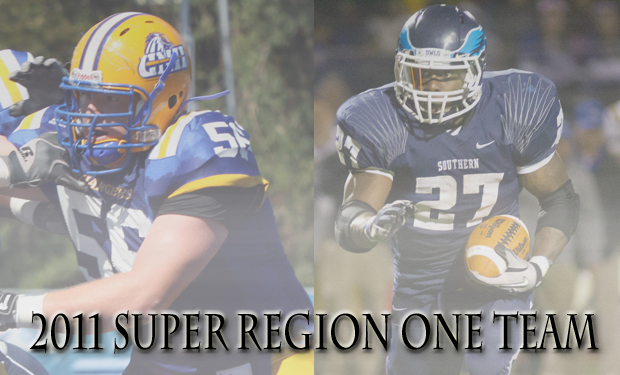 23 Student-Athletes Named to All-Super Region One Team