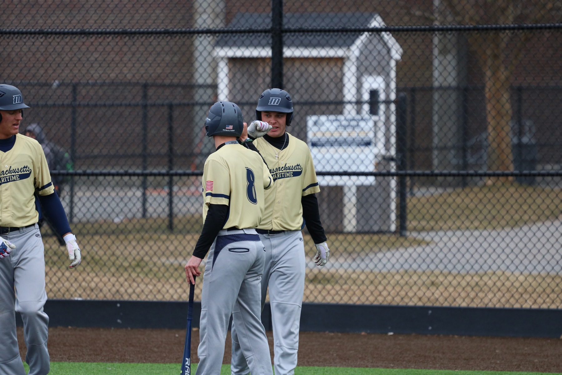 BucBall Splits Conference Doubleheader with Westfield to Avoid Series Sweep