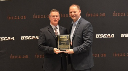Ken Nellis Named USCAA Garth Pleasant Athletic Director of the Year