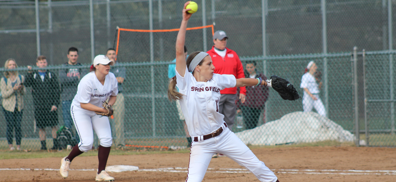 No. 24 Softball Splits Home-Opening Doubleheader with WPI