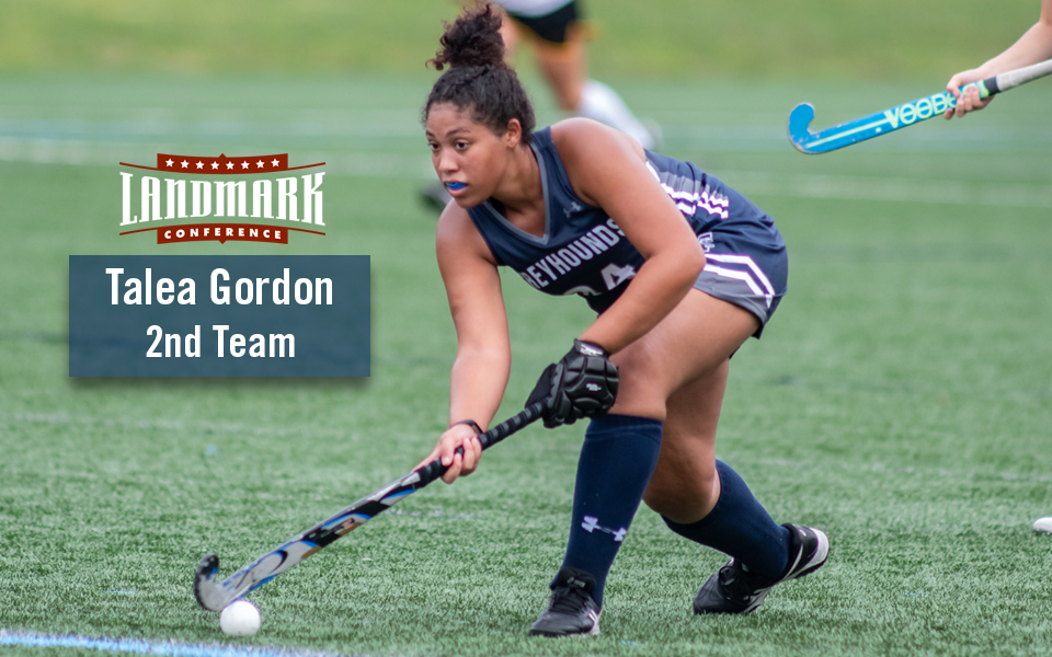 Talea Gordon selected to Landmark All-Conference Field Hockey Second Team