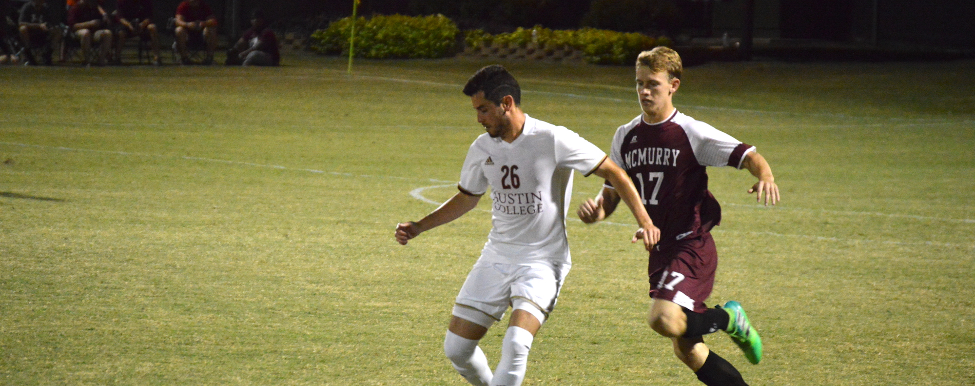 'Roos Battle to 1-1 Draw in Season Opener
