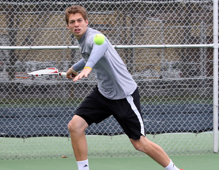 Men's Tennis to open fall season at Wittenberg Invitational
