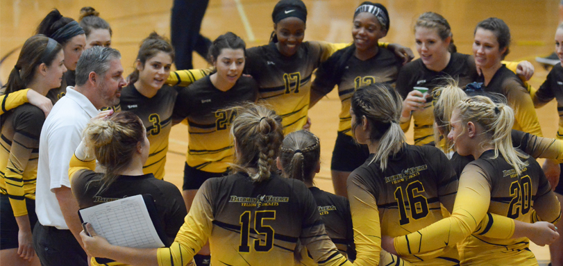Volleyball Reveals 2018 Schedule