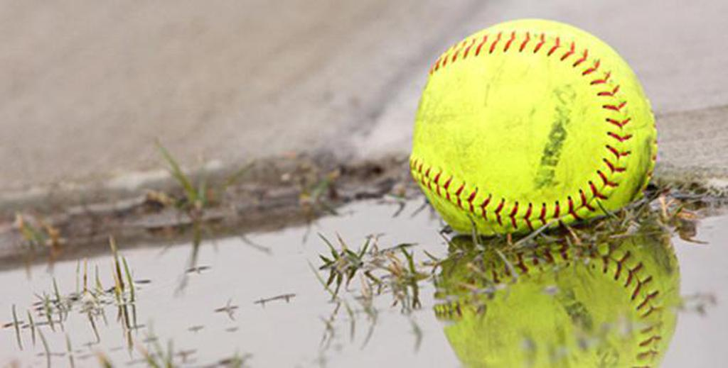 Rain, rain go away, let us play softball Saturday