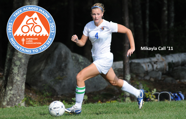 SJC Women's Soccer Alumna to Cycle in 'Trek Across Maine'