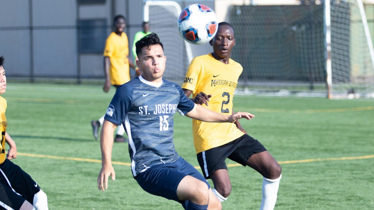 Five Goal First Half Sees Mount Saint Mary Top Men's Soccer