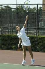 Women's Tennis Picks Up Second Win