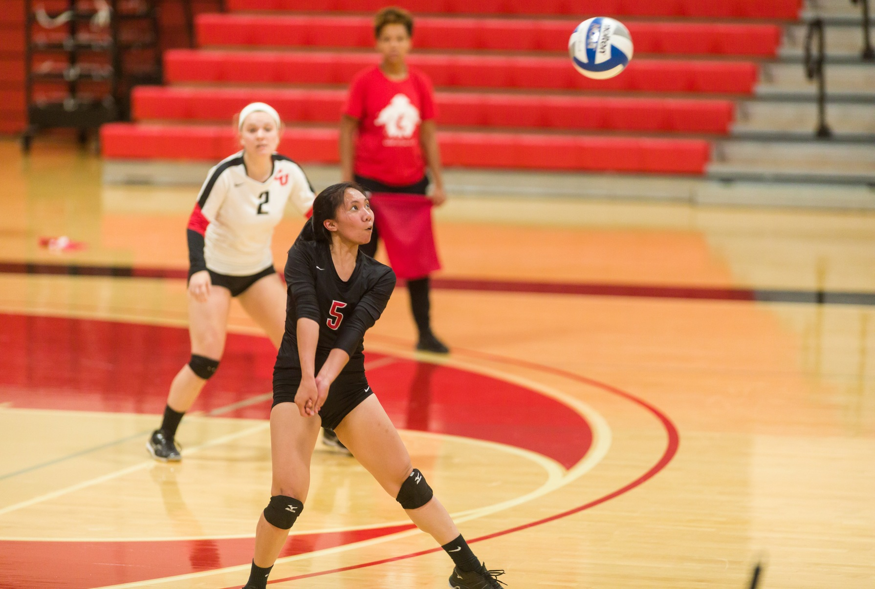 Wildcats Shut-Out Volleyball