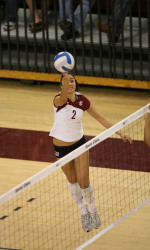 Bronco Volleyball Begins WCC Second Half Against Gonzaga and Portland