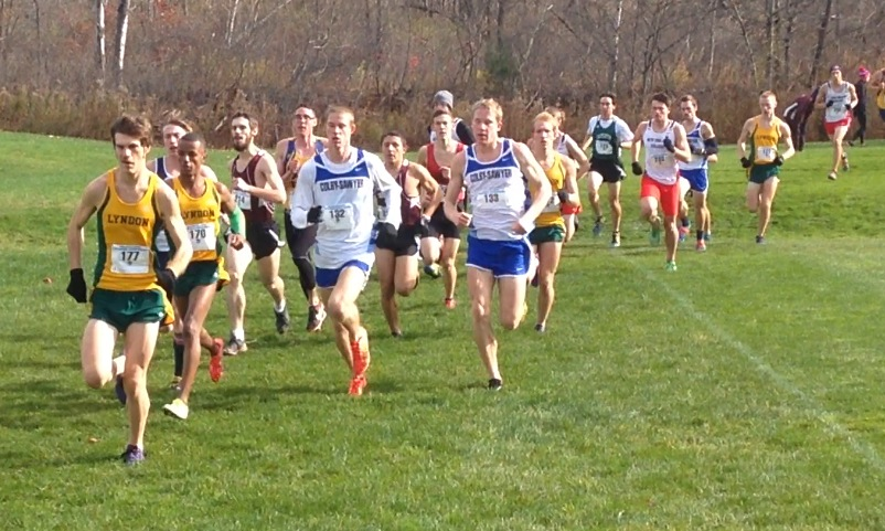 Lyndon Dynasty: Hornet men win sixth NAC XC title in seven years