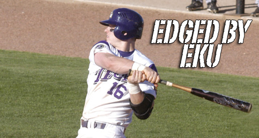 Golden Eagles can't complete sweep, Colonels take Sunday's finale, 7-3