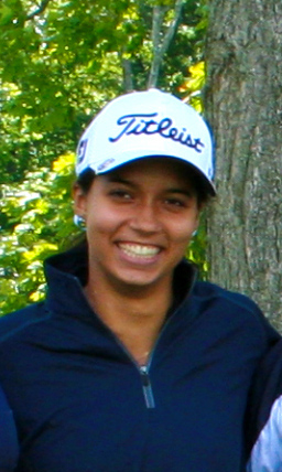 Gioffre leads women's golf to second place finish at Mt. Vernon