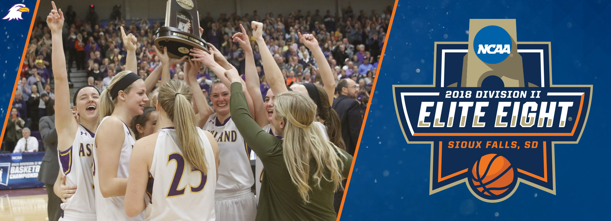 Elite Eight Matchups Finalized; Ashland Earns No. 1 Seed, Will Face Montana State-Billings