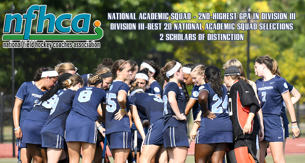 Field Hockey Among Division III Leaders in Academic Success