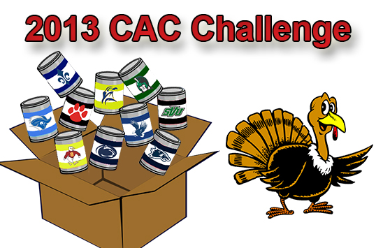 CAC Institutions Combine To Collect Over 14 Tons Of Food For Local Charities