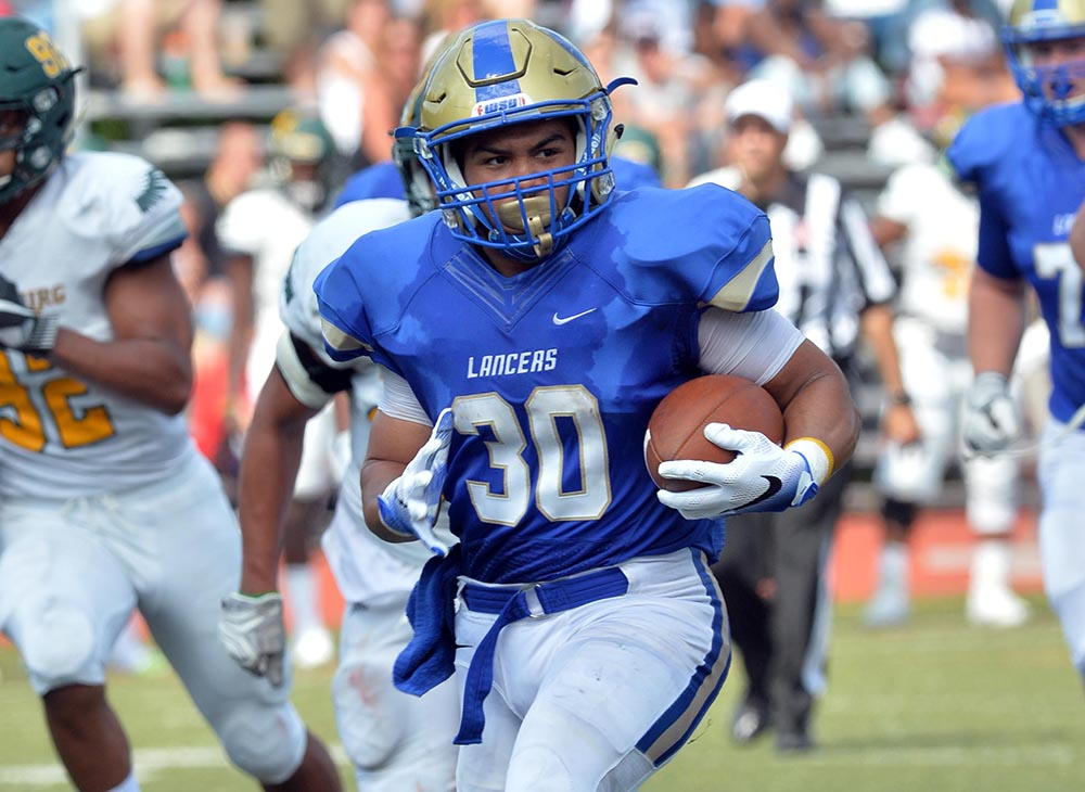 Worcester State Wins On The Road at Bridgewater State, 35-21