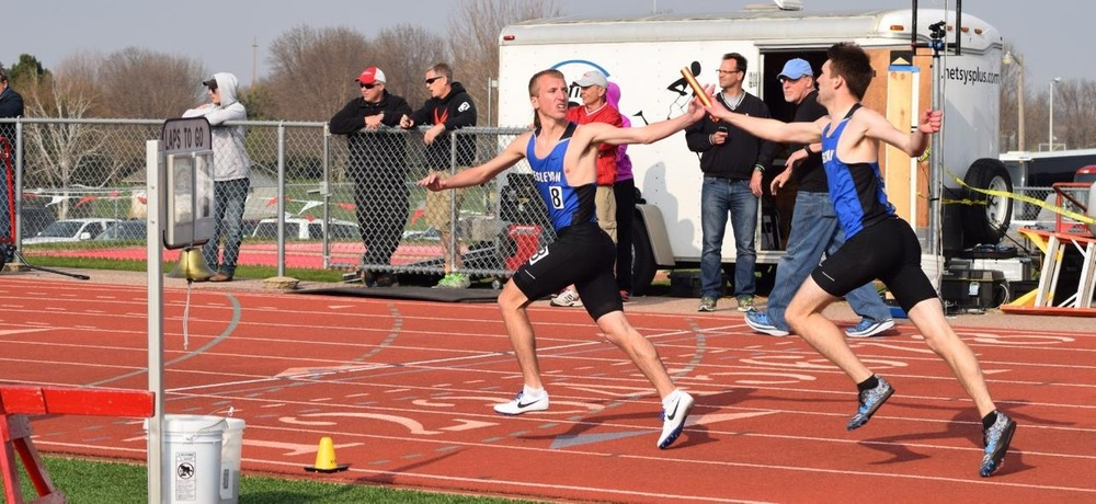 DWU track and field compete at Wildcat Classic