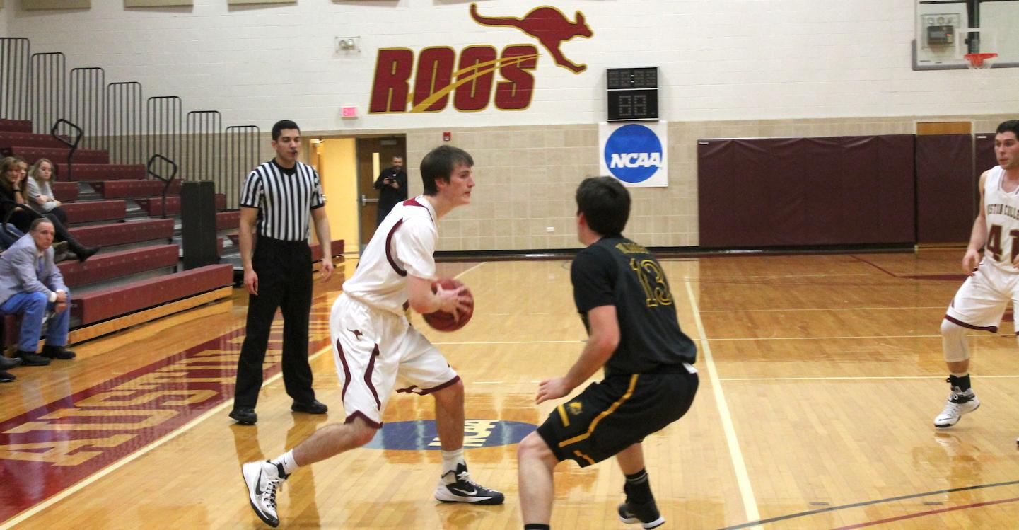 Men's Hoops Falls to Jarvis Christian
