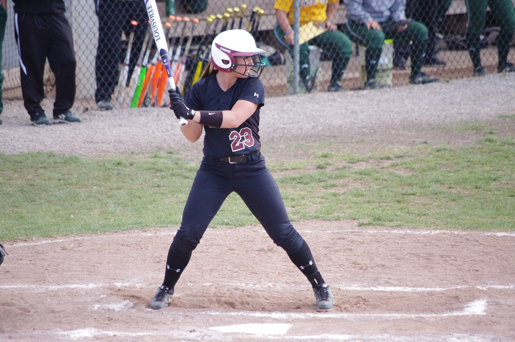 Softball Falls to Lewis and Quincy