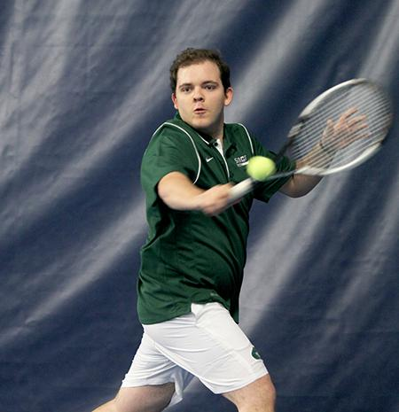 Purchase collects Skyline victory over Sage in men's tennis