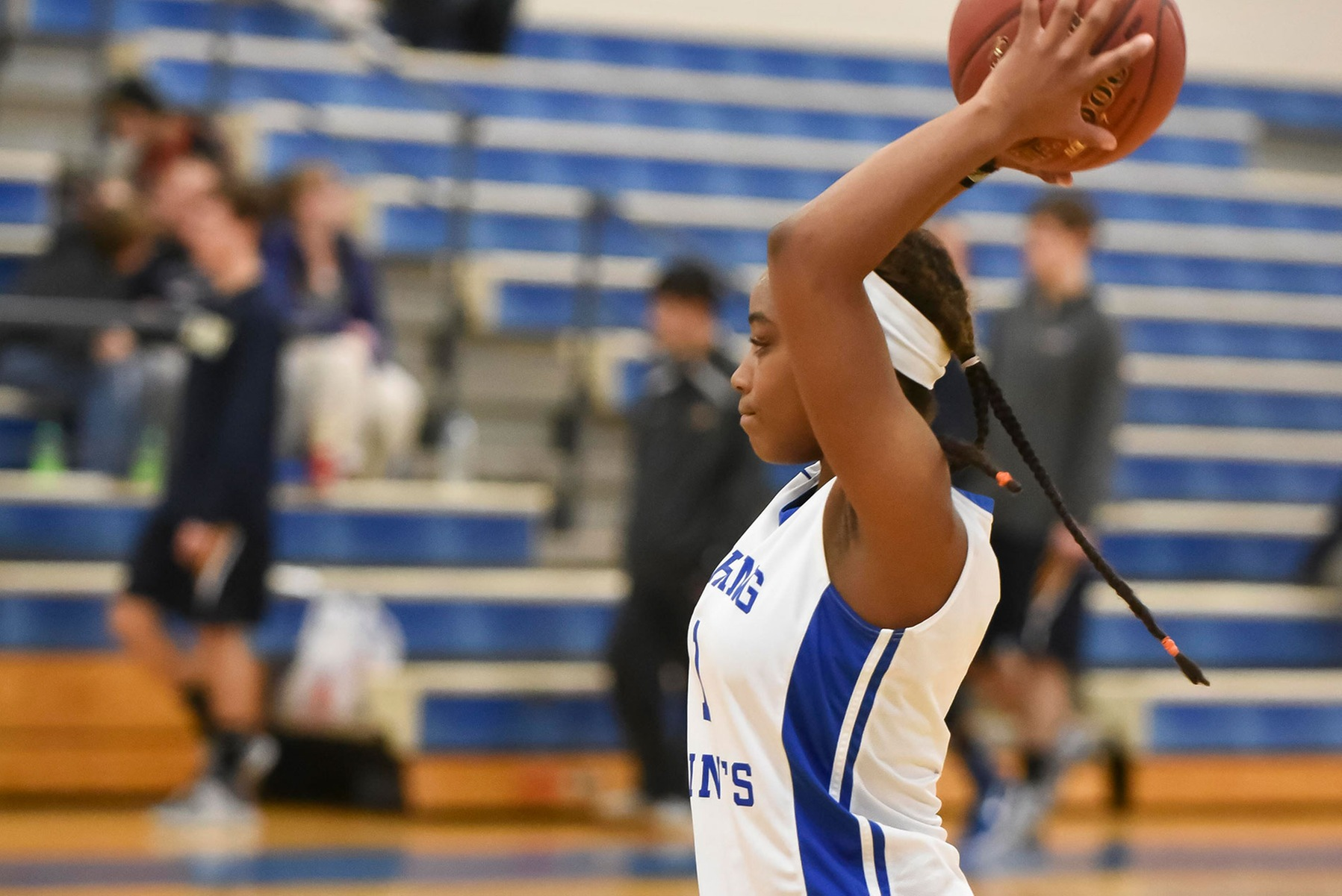 Lady Saints look to race past Broncos
