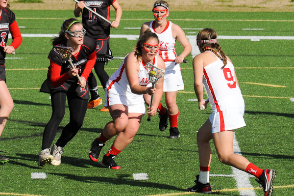 Huntingdon women's lacrosse loses at Ferrum